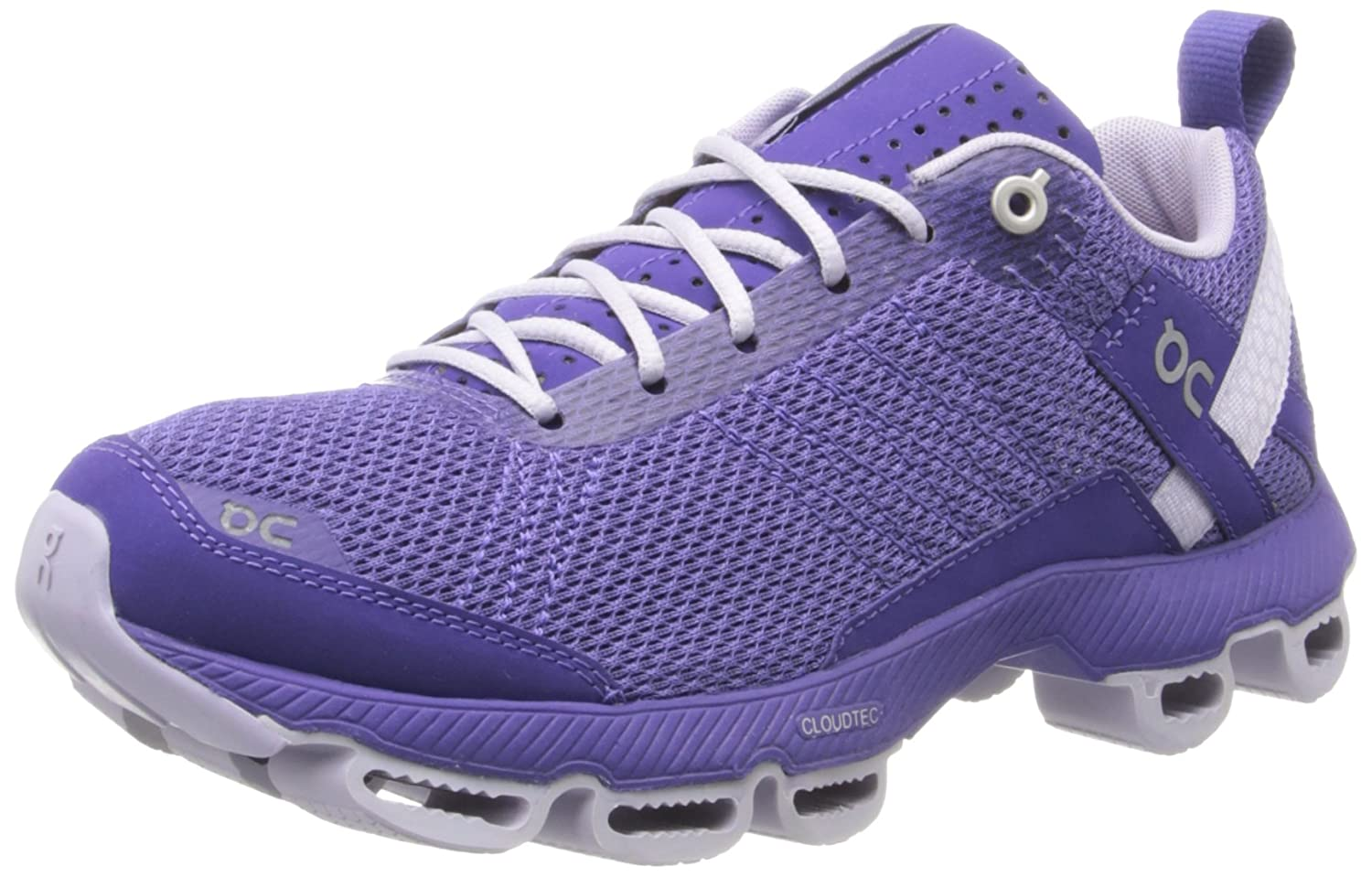 ON Women's Cloudsurfer Sneaker B00GS4MN20 6 B(M) US|Dawn/Lavender