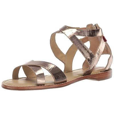 MARC JOSEPH NEW YORK Women's Leather Made in Brazil Sandal | Sandals