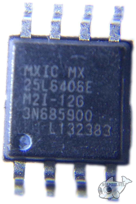 Dolphin.dyl(TM) Pre-programmed BIOS EFI Firmware Chip For MacBook Pro A1278 2012 820-3115-A/B Dolphin.dyl® BIOS A1398 820-3787-A
