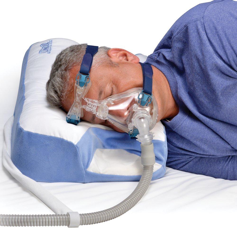 /affidabile 6-zone CPAP Pillow Contour cpap-pillow/ regolabile in altezza Somnishop set K100