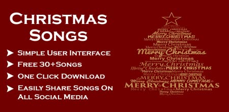 amazoncom christmas songs 2018 offline appstore for android - Download Christmas Songs