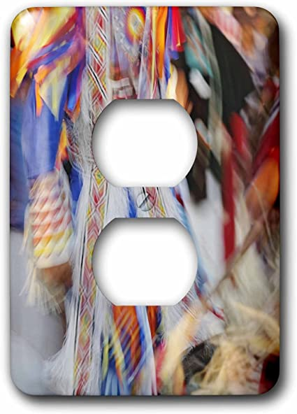 3drose Danita Delimont Native American Native American Indian Dance Montana Us27 Aje0095 Adam Jones 2 Plug Outlet Cover Lsp 91580 6 Electrical Outlet Covers Amazon Com