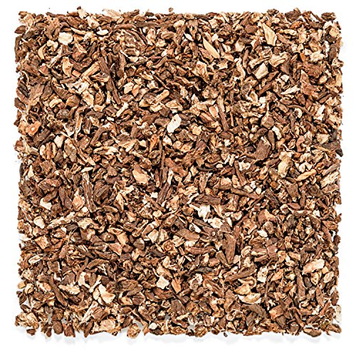 4 Loose Ounce Herbs - Tealyra - Pure Dandelion Root - Organically Grown Herbal Tea - Healthy Herbal Tea - Support Digestive - Natural Detox - Loose Leaf Tea - Caffeine-Free - 112g (4-ounce)