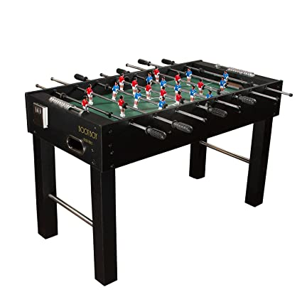 Fieldsheer Foosball Game Table (Complimentary 6 Soccer Balls and 2 Extra  Players)