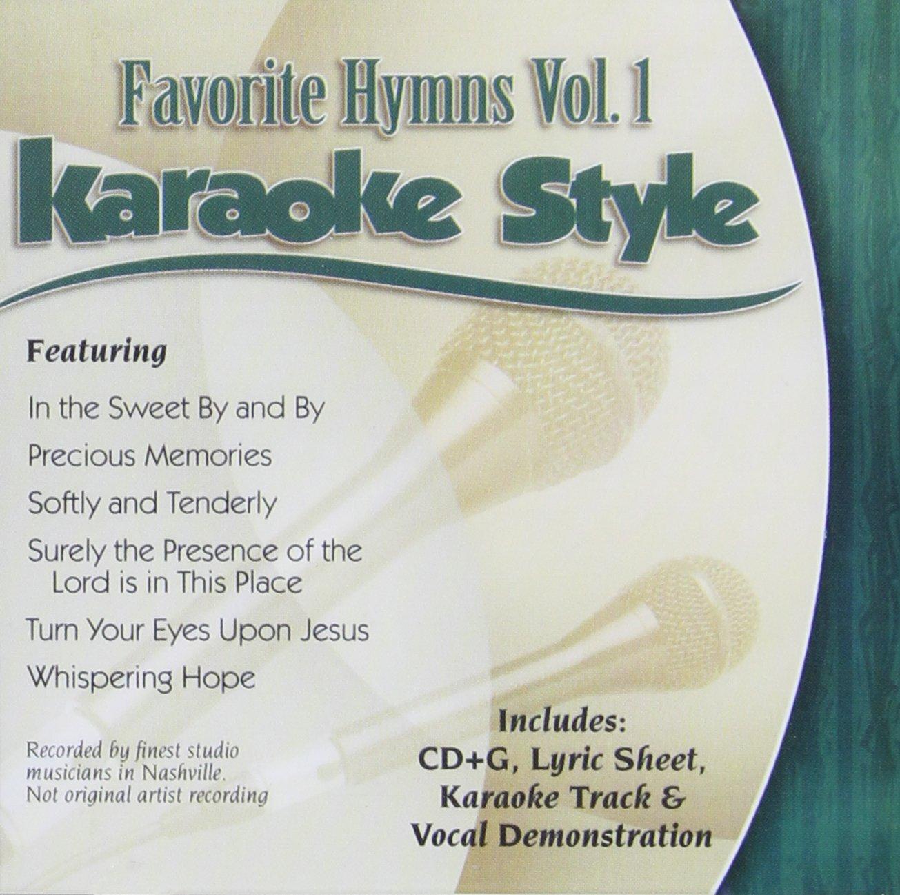 Daywind Karaoke Style: Favorite Hymns, Vol. 1