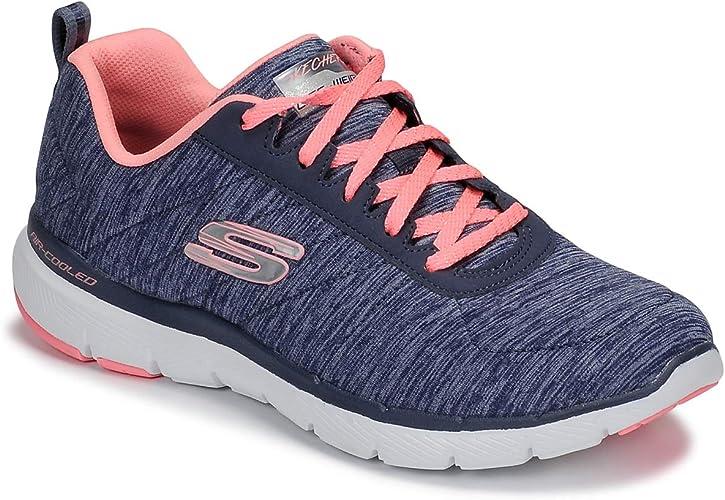 Skechers Flex Appeal 3.0 insiders, Sneaker Donna: Amazon.it