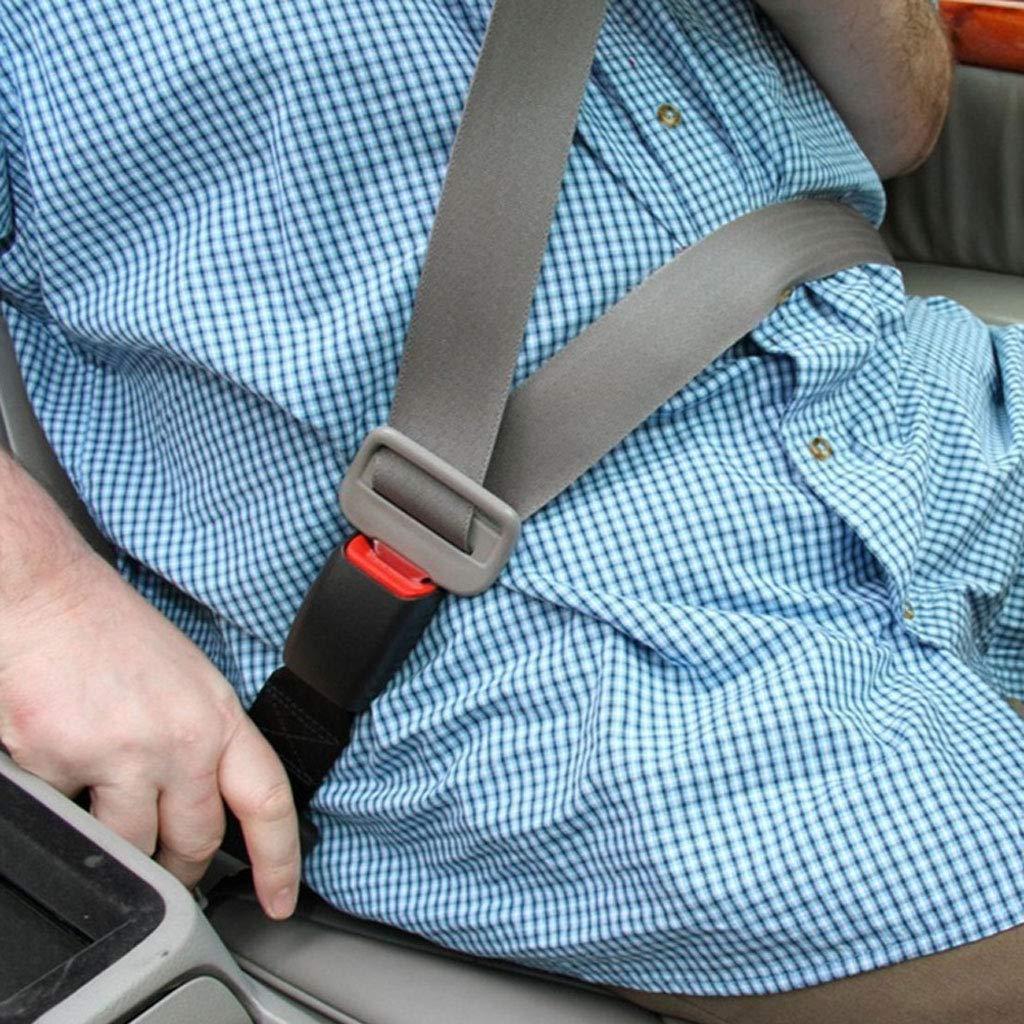 0716 Sicherheitsgurt Verl/ängerung丨Gurtverl/ängerung丨Anschnaller Adapter丨Passend F/ür die Meisten Autos丨25cm