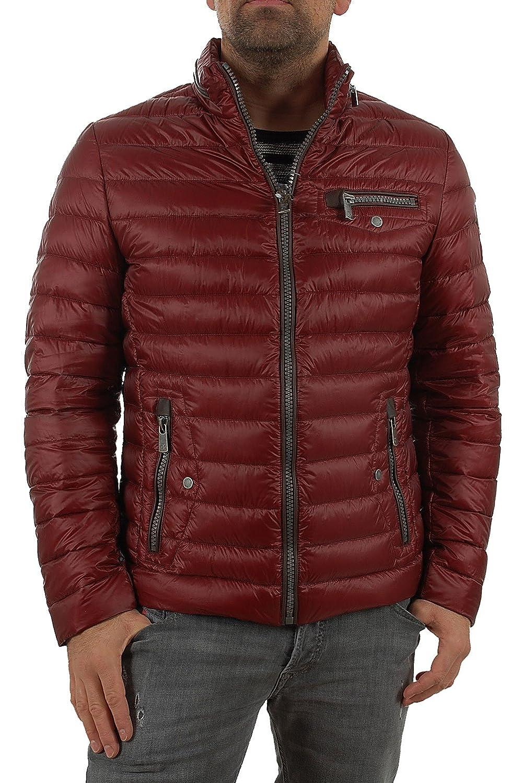 MILESTONE Men's Mao Long Sleeve Jacket