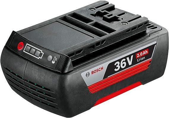 Bosch - Batería de litio jardín (36 V, 2.0 Ah, caja de cartón): Amazon.es: Bricolaje y herramientas