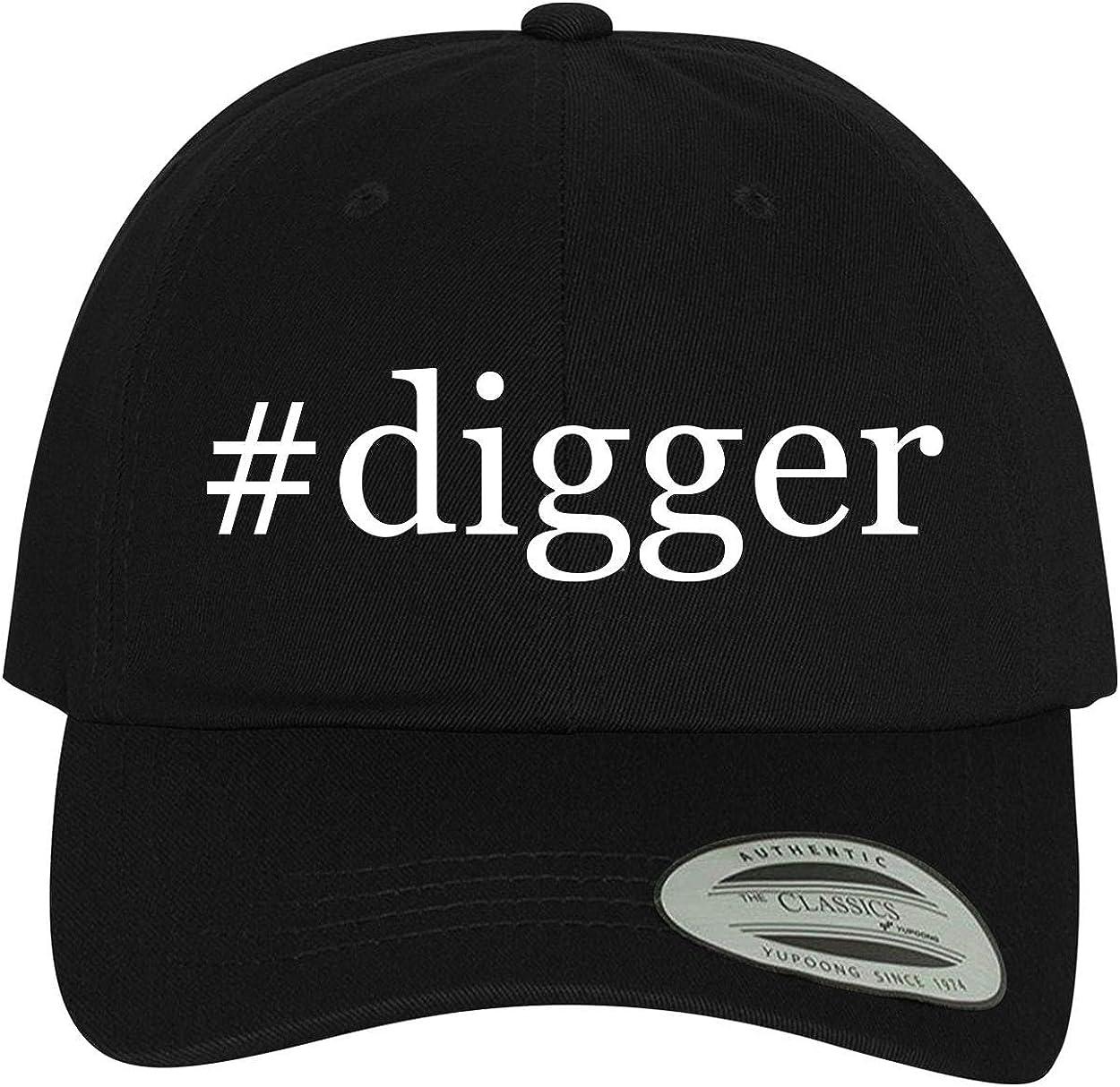 Comfortable Dad Hat Baseball Cap BH Cool Designs #Digger