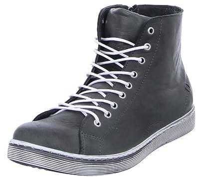 économiser couleur rapide magasin en ligne Andrea Conti , Chaussures de Ville à Lacets pour Femme Gris ...