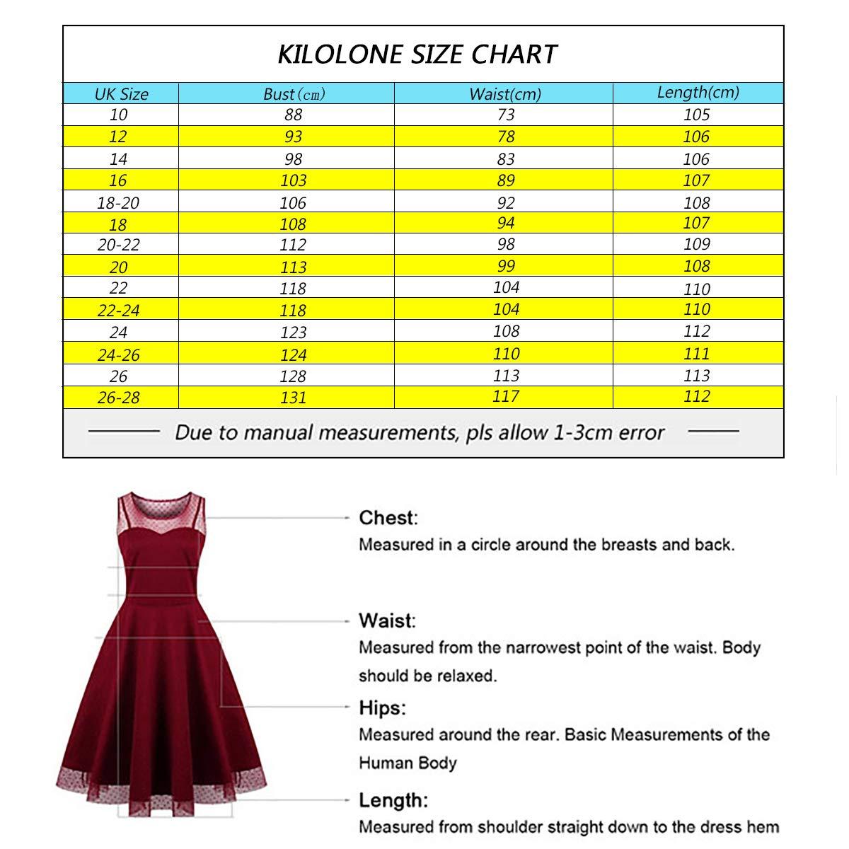 Kilolone Damen Plus Size Kleid 1950er Cocktailkleid Jahrgang Kleider Spitzenkleid Langarm Knielang Rockabilly Kleid S 6xl Sidra Hospital
