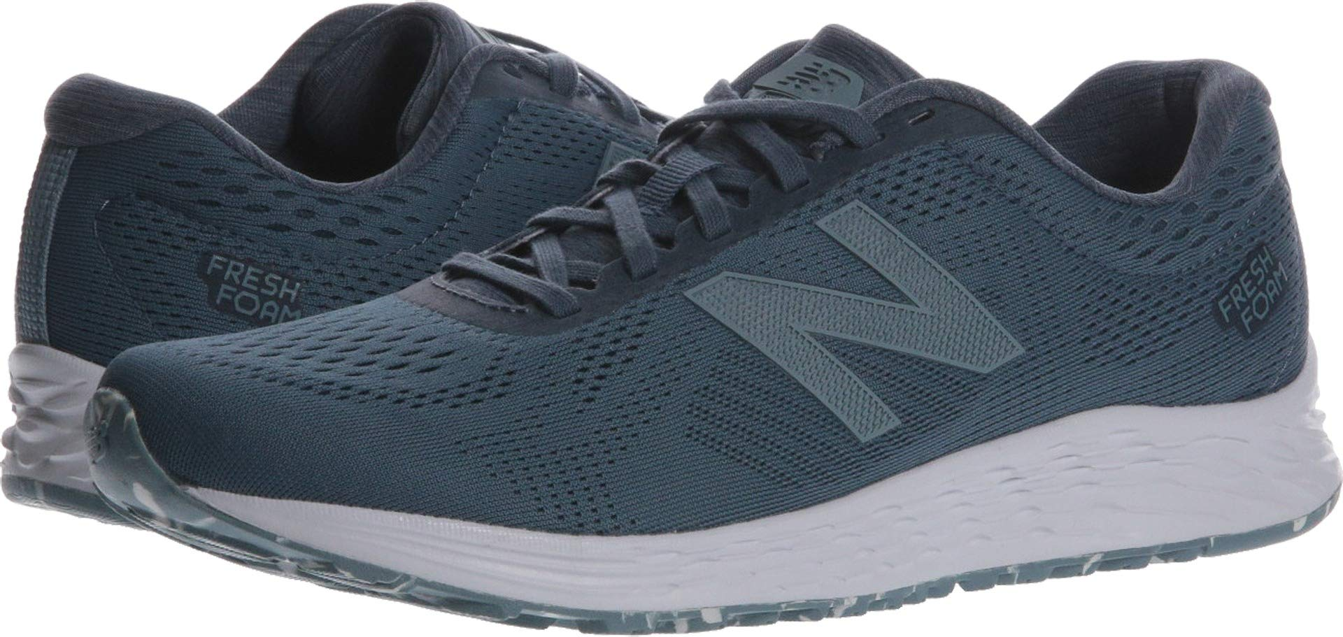 New Balance Women's Fresh Foam Arishi V1 Running Shoe, Grey, 5 B US by New Balance (Image #1)