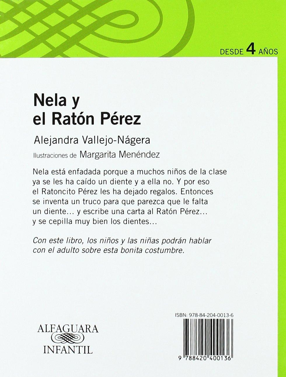 NELA Y EL RATON PEREZ: Alejandra Vallejo Nagera ...