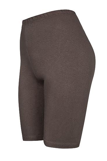 Unifarben DeDavide Kinder Short Radlerhose aus Baumwolle 16