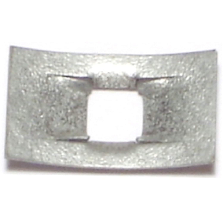 Hard-to-Find Fastener 014973294694 Rectangular Push Nuts Piece-30 1//8