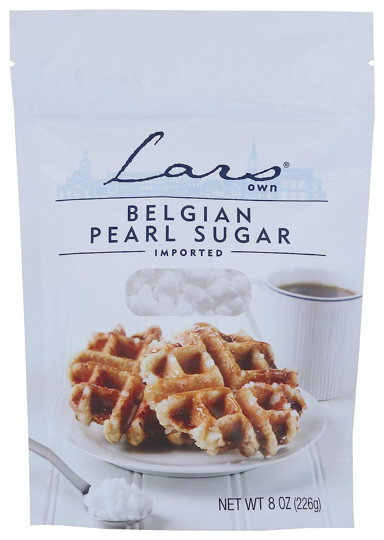 Lars' Own Belgian Pearl Sugar, 8 Ounce