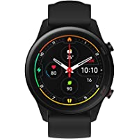 Xiaomi Mi Watch, smartwatch, 1,39 inch Amoled HD-display, tot 16 dagen looptijd, geïntegreerde GPS, 117 fitnessmodi…