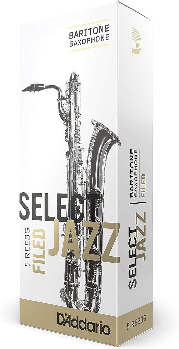 Rico Reserve Baritone Saxophone Reeds Strength 3