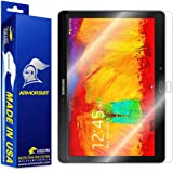 ArmorSuit MilitaryShield - Samsung Galaxy Note 10.1 2014 Edition Ultra Clear Screen Protector w/ Lifetime Replacements