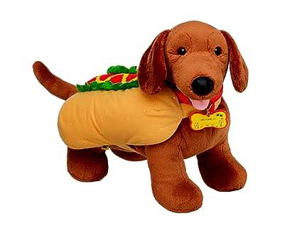 Amazon Com Dachshund Dog Plush Toy Stuffed Animal 15 Collectible