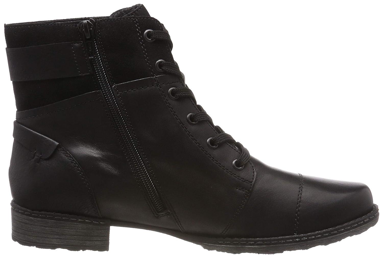 Remonte Damen D4368 Combat Stiefel Stiefel Stiefel  07b9f7