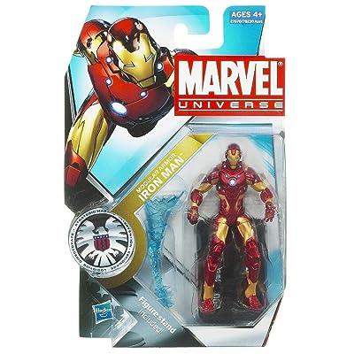 Hasbro Disney Marvel Universe Modular Armor Iron Man Action Figure -- 4'' H: Toys & Games
