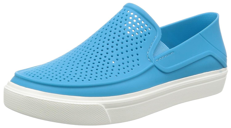 Crocs Citlnrkaslpw, Zapatillas de Estar por Casa para Mujer 36 EU|Electric Blue