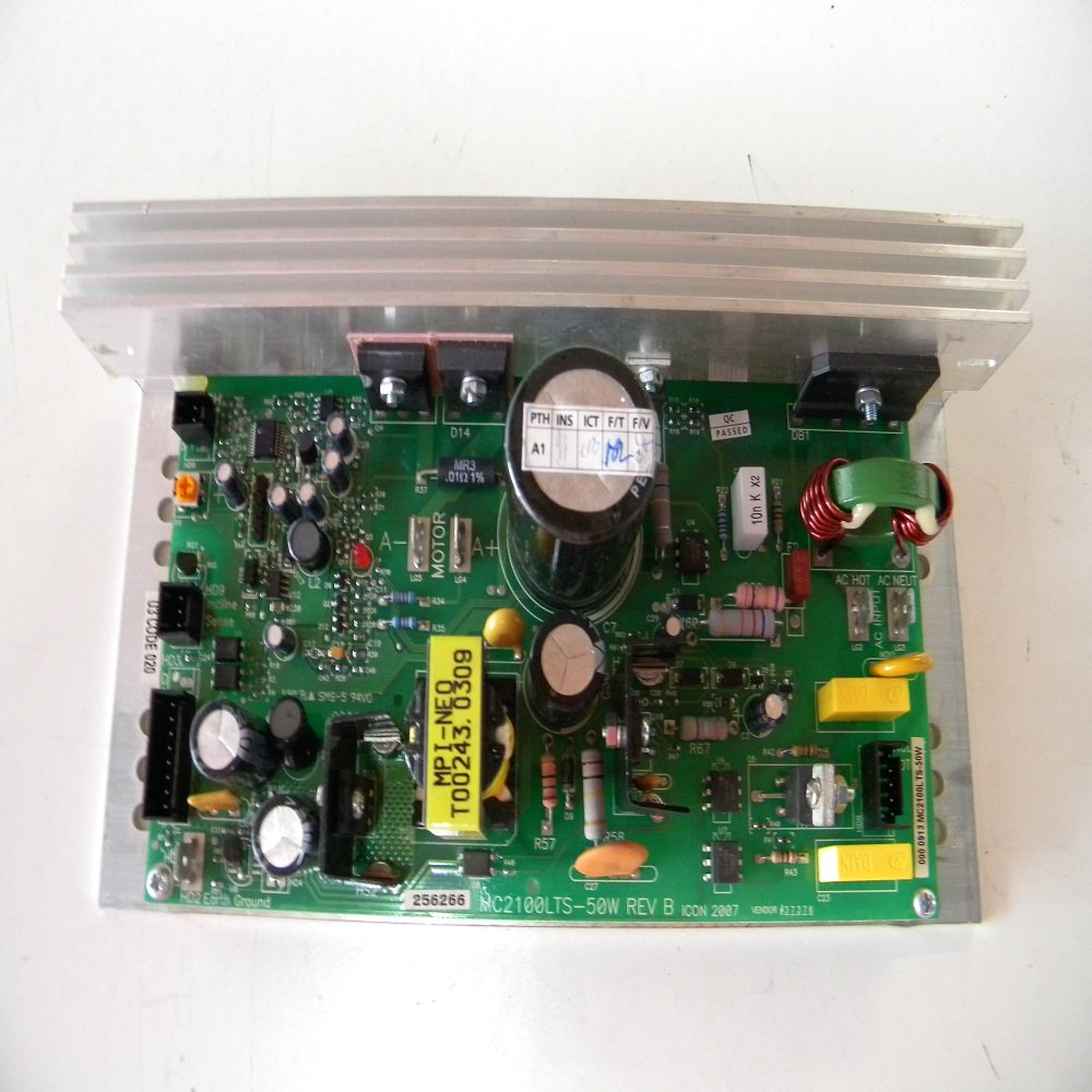 Treadmill Motor Controller 263149 by Icon Health & Fitness, Inc.