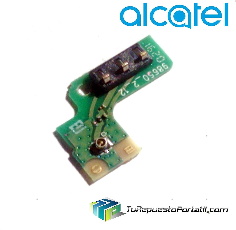 TRP Placa Conector Antena Board Alcatel Pixi 4 (5) 5010D ...