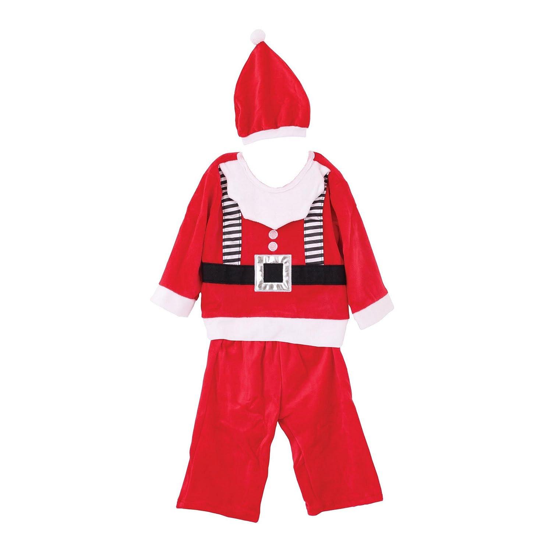 CHRISTMASSHOP Christmas Shop - Disfraz de Papá Noel para ...