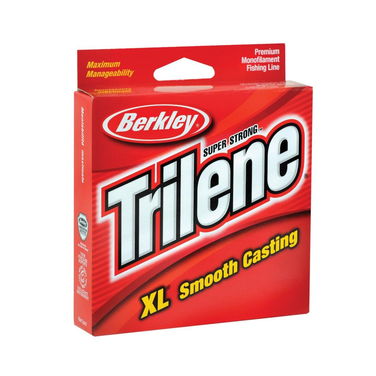 Amazon.com : Berkley Trilene XL Smooth Casting Monofilament Service ...