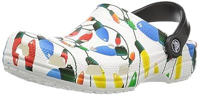 a702f79039bcc crocs Unisex s Classic Holiday Clog Mule