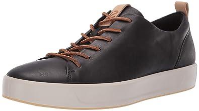 17da184db60b82 ECCO Herrenschuhe - Sneakers - Halbschuhe Soft 8 LX Men`S - lace  46019450263 Schwarz