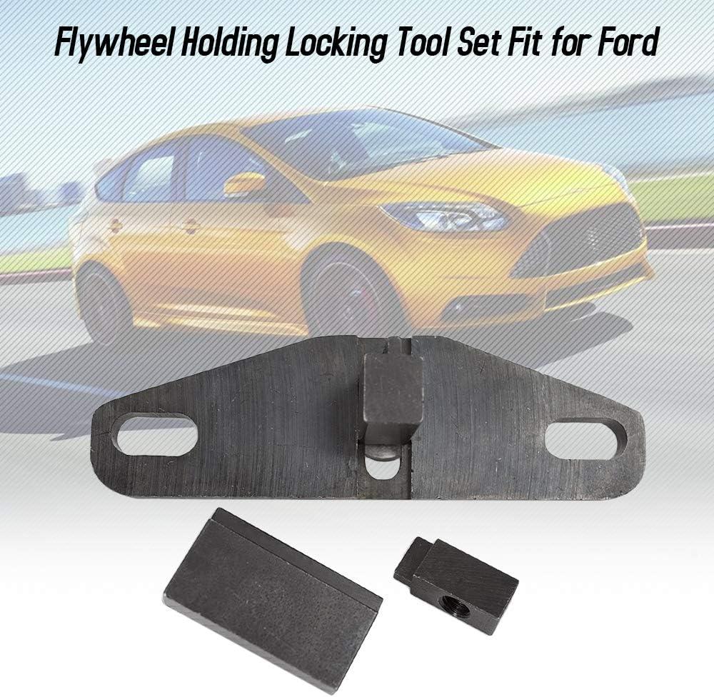 Carrfan 3pcs Volant Outil de Verrouillage de Maintien Ensemble Fit pour Ford
