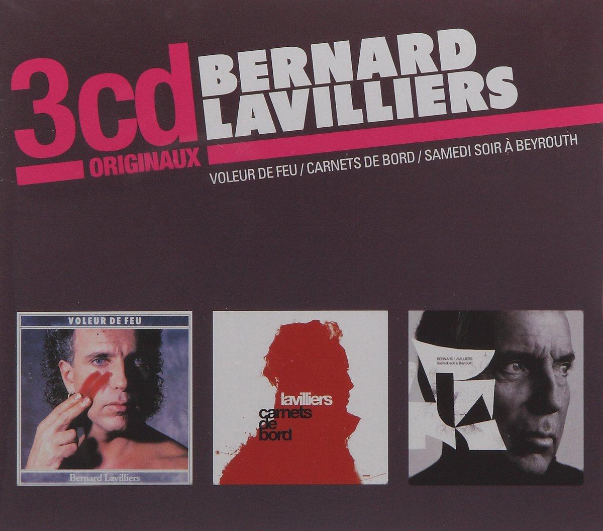 coffret 3 cd