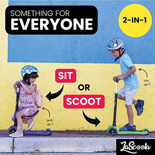 Lascoota 2 - 1 Kick Scooter Review