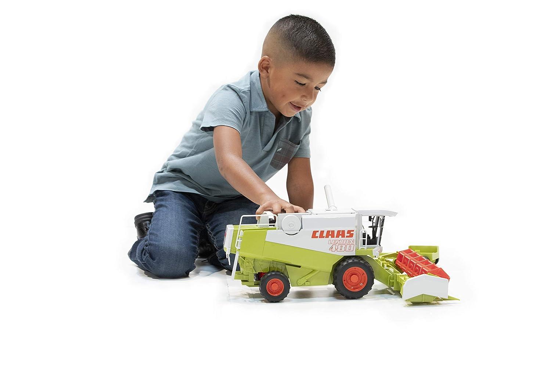 Bruder Ersatzteil Anhänger für Claas Lexion 02120 Mähdrescher Bworld Spielzeugautos