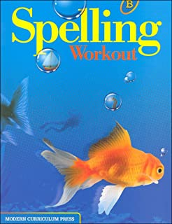 Spelling workout level a student edition modern curriculum press spelling workout level b pupil edition fandeluxe Gallery