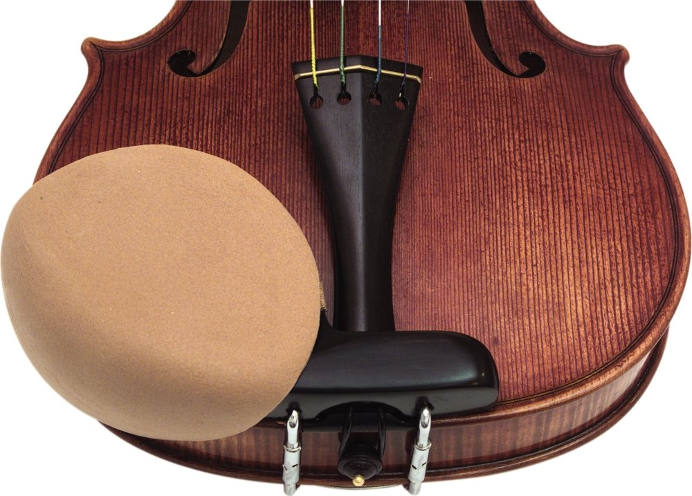 Chinrest Violin Strad Pad 143DSP Deluxe AC837D