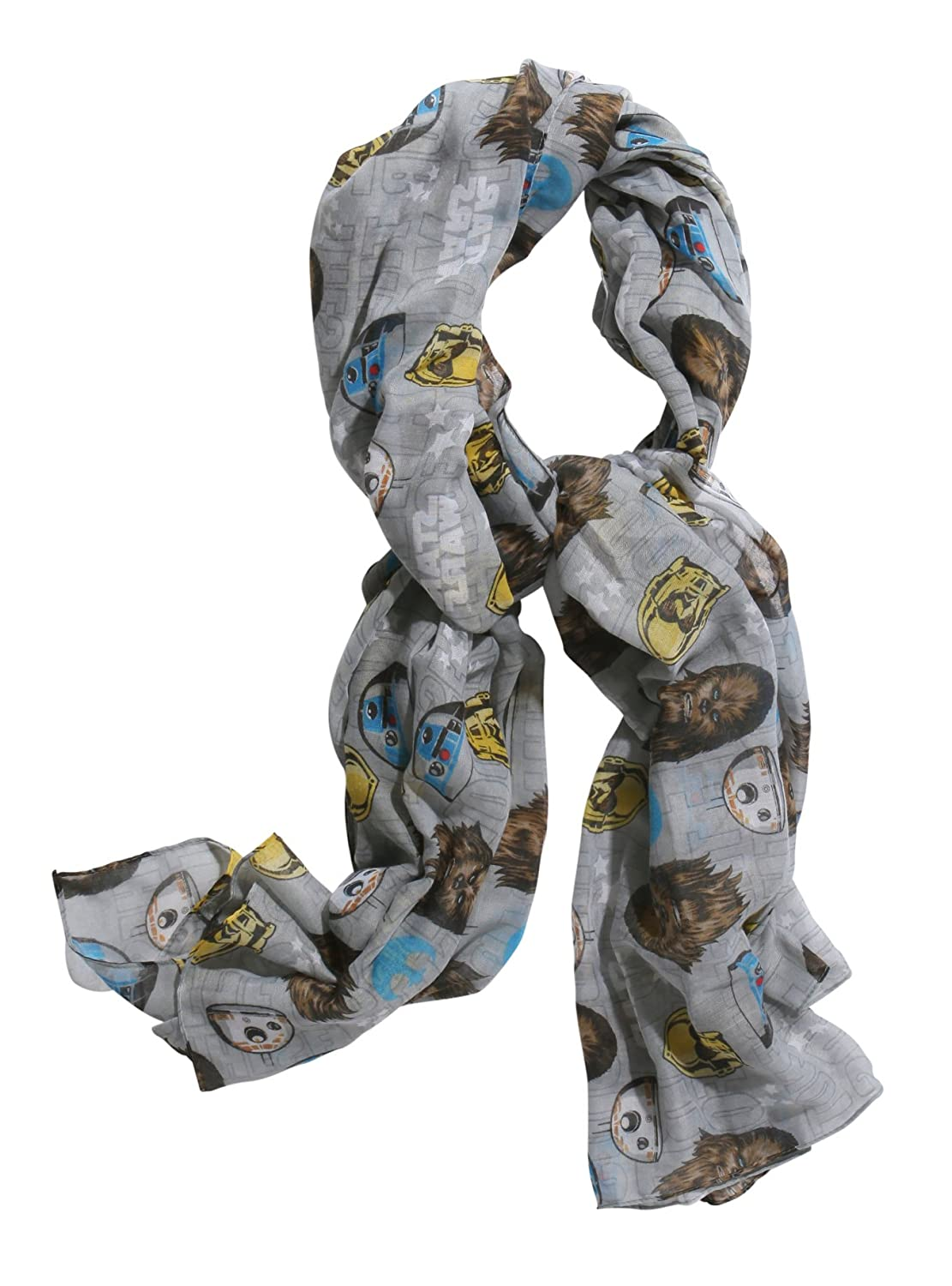 STAR WARS NOT THE DROIDS YOU'RE LOOKING FOR OBLONG WOMEN'S SCARF