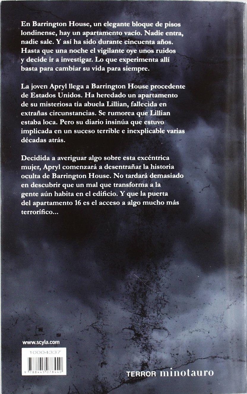 Apartamento 16: 4 (Terror): Amazon.es: Adam Nevill, Manuel ...