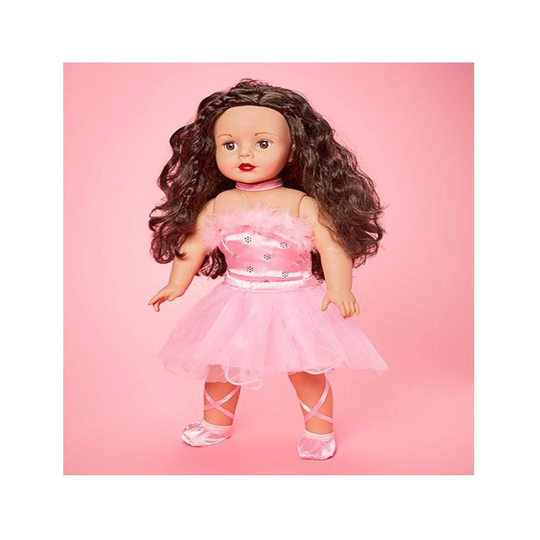 Arianna Fitsアメリカンガール18人形 – B00TERLDHE Prima Ballerina人形コスチューム – – ピンクボディースーツ – It カラー – チュチュバレエスリッパ – 18インチ人形Clothes – ブティック品質She 's Worth It。 – Designed in USA B00TERLDHE, ミソノムラ:6f6e82ad --- kutter.pl