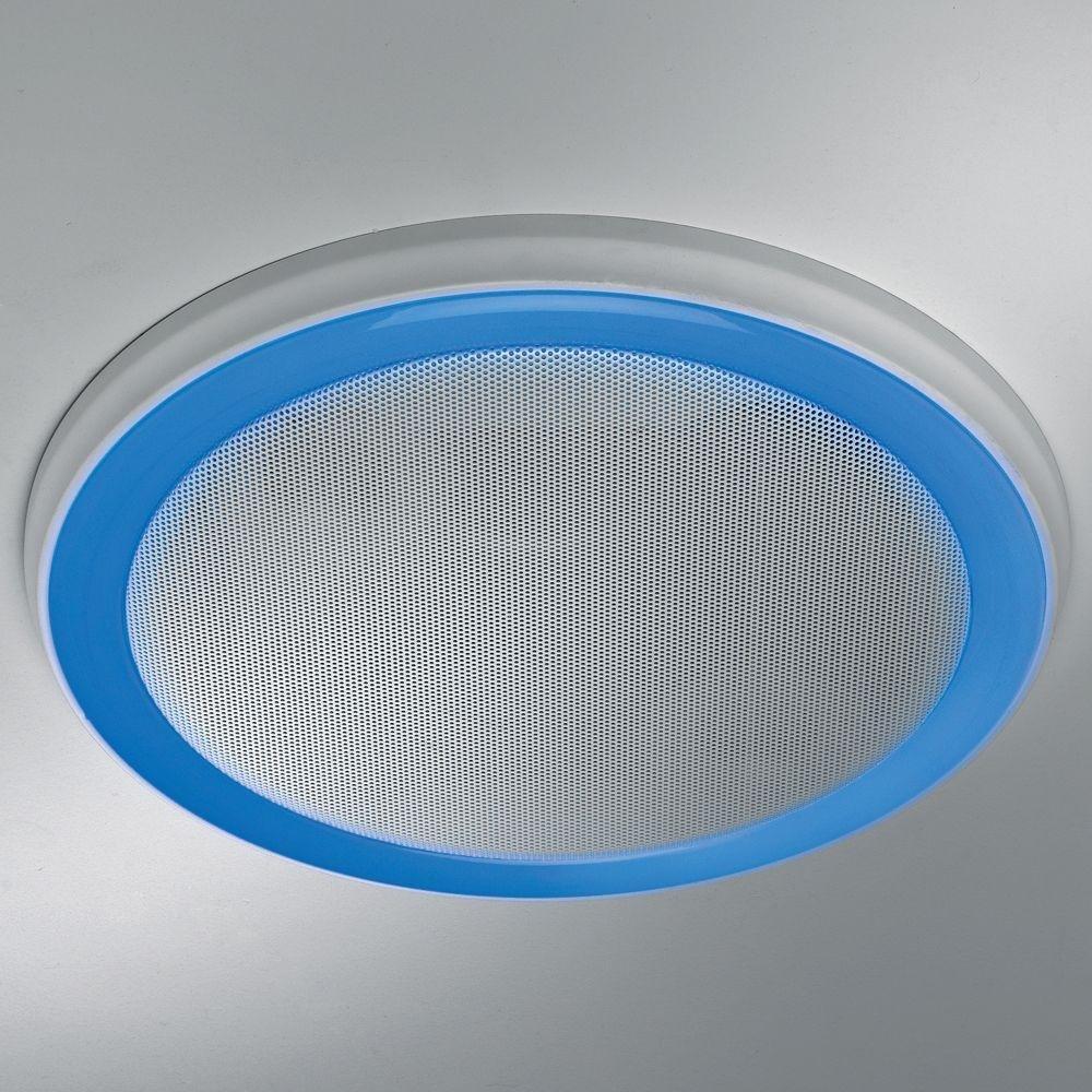 Homewerks Worldwide 7130 06 Bt Decorative White 100 Cfm