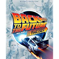 Deals on Back to the Future Trilogy Blu-ray