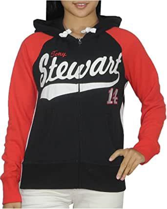 Amazon.com: NASCAR Tony Stewart #14 Womens Athletic Warm ...