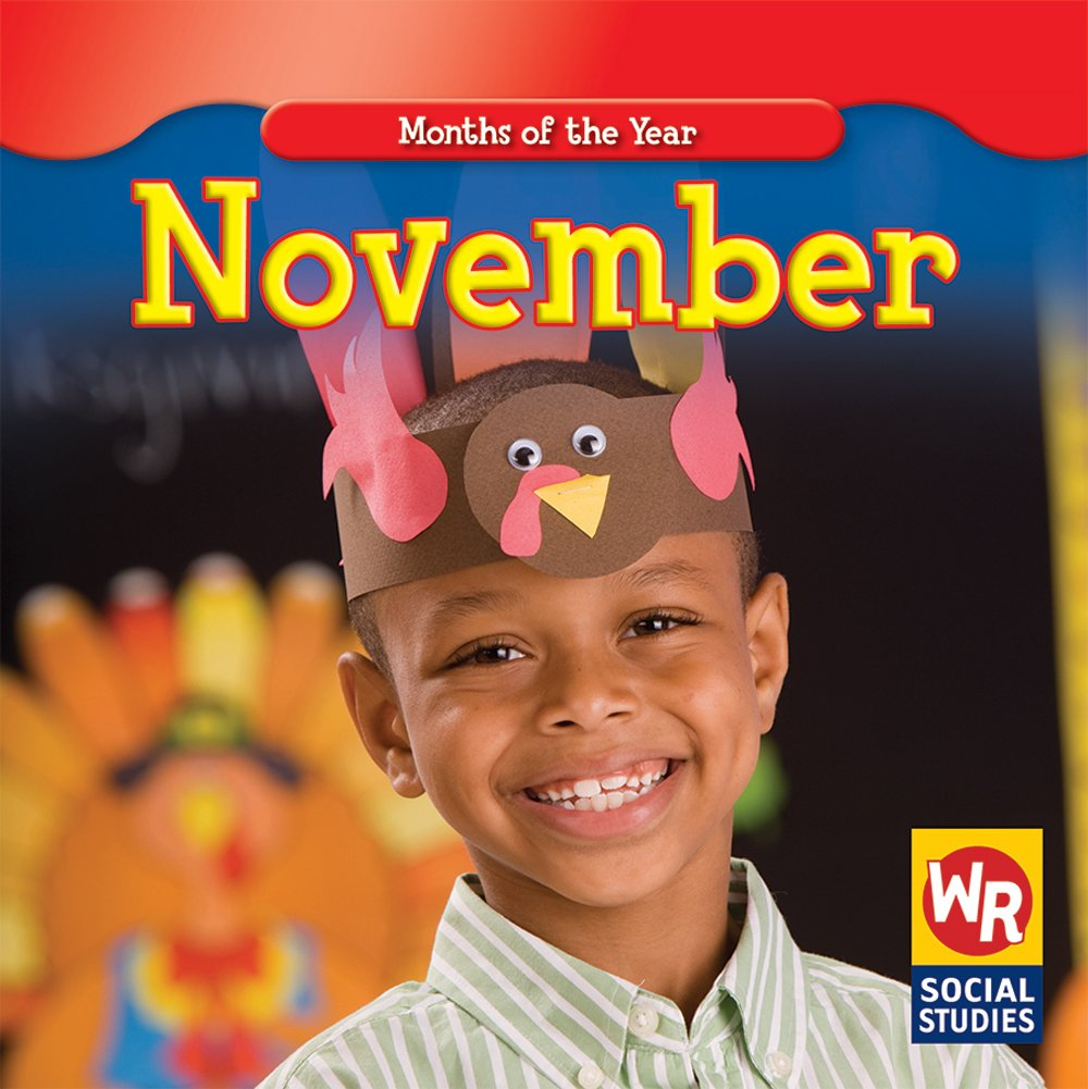 Read Online November (Months of the Year) PDF