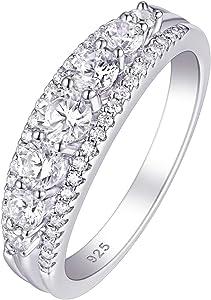 Sweepstakes: SHELOVES Eternity Ring Wedding Engagement...