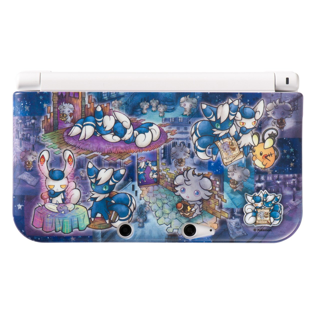 Pokemon Card Case Cover for New 3DS LL