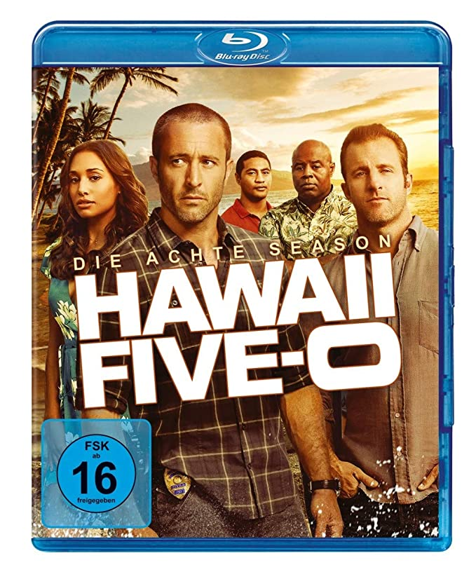 Hawaii Five-0 (2010) - Season 8 [Alemania] [Blu-ray]